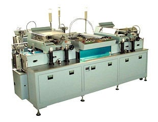 Thick Film Screen Printing System