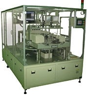 Full automatic Screen printing/Drying/Firing System SS-550-PVX